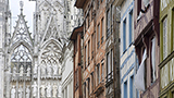 Francja - Liczba hoteli SEINE-MARITIME
