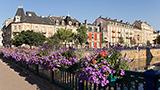 Francja - Liczba hoteli TERRITOIRE DE BELFORT
