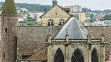 Francja - Liczba hoteli VOSGES