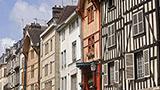 Francja - Liczba hoteli AUBE