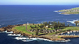 オーストラリア - スノーウィーマウンテン、イラワラ、サウスコースト ホテル