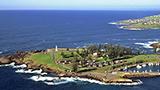 Australien - Hotell Snowy Mtns Illawarra och South Coast