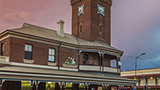 Australien - Hotell Outback NSW
