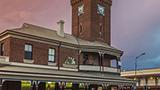 Australia - Liczba hoteli Outback NSW