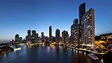 Australien - Hotell Brisbane och Southwest Queensland