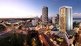 Australia - Liczba hoteli Gold Coast