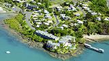 Australia - Liczba hoteli Whitsundays