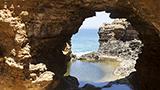 Australien - Hotell Great Ocean Road och Grampians