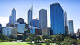 Australia - Liczba hoteli Perth and South West