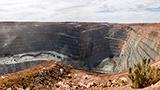Australien - Hotell Goldfields och South East