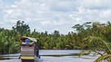Indonesien - Hotell Kalimantan central