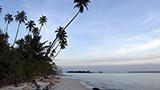 Indonesien - Hotell Kalimantan occidental
