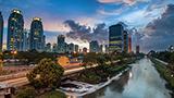 Indonésia - Hotéis Jakarta