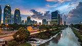 Indonezja - Liczba hoteli Jakarta