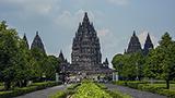 Indonezja - Liczba hoteli Java central
