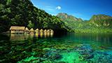 Indonezja - Liczba hoteli Moluques