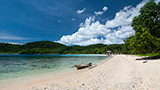 Indonezja - Liczba hoteli Moluques du Nord