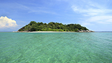 Indonesien - Hotell Iles Bangka Belitung