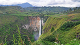Indonezja - Liczba hoteli Sumatra du Sud
