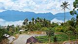 Indonezja - Liczba hoteli Sumatra occidental