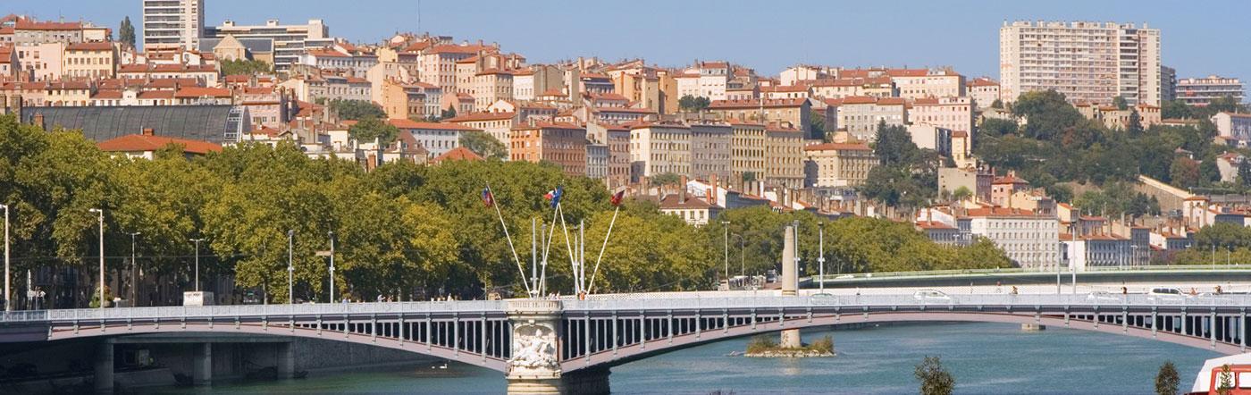 Frankrike - Hotell Sydvästra Lyon