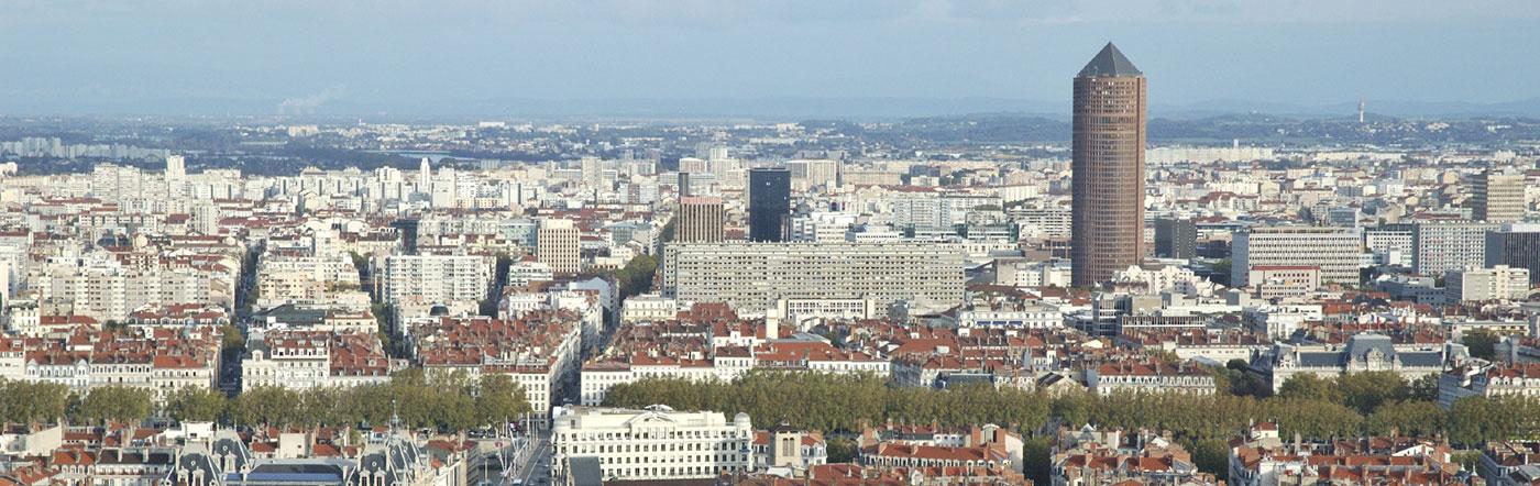 Francia - Hoteles Sudeste de Lyon