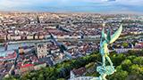 França - Hotéis Noroeste de Lyon