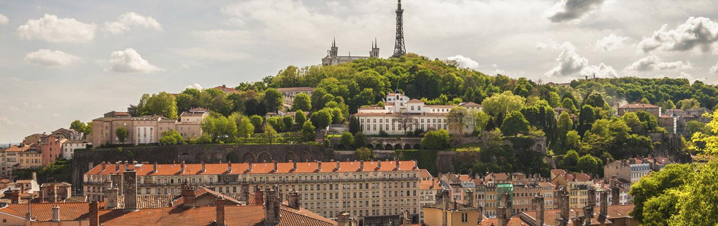 França - Hotéis Centro de Lyon