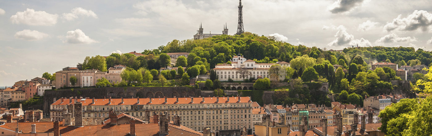 Frankrike - Hotell Centrala Lyon