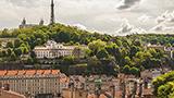 フランス - リヨン中心部 ホテル