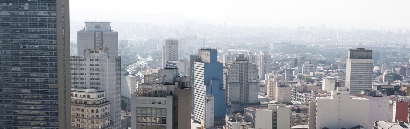 Brezilya - Kuzey São Paulo Oteller