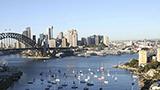 Australia - Liczba hoteli Północne Sydney