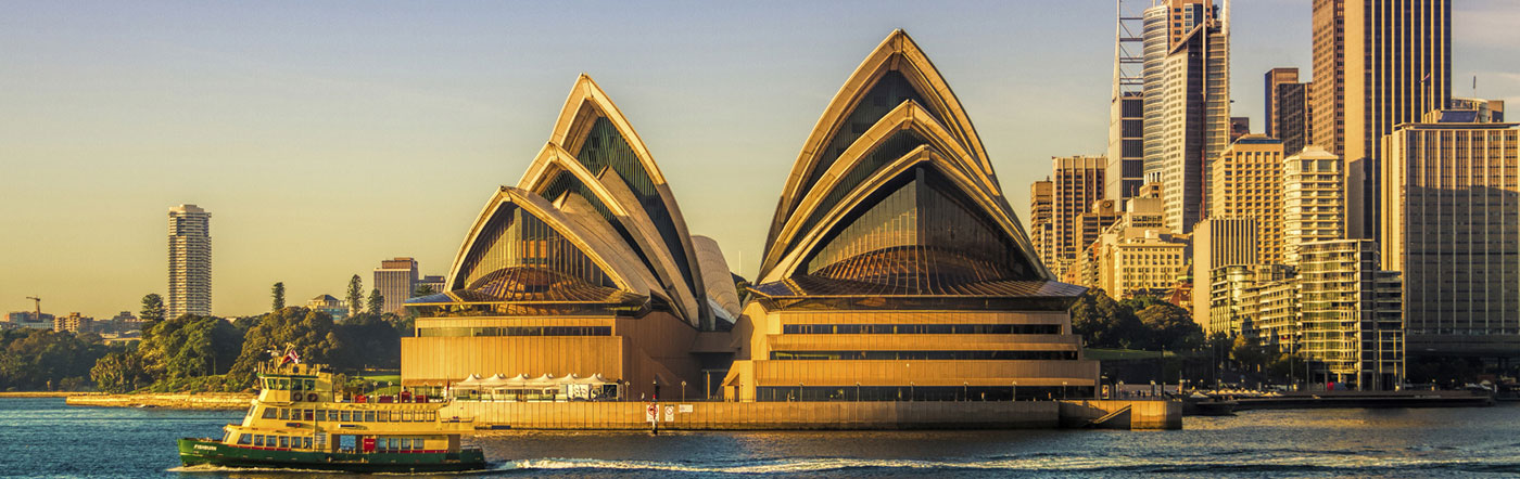 Australien - Hotell The Rocks och Sydney Harbour