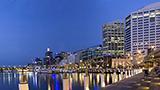 Australia - Liczba hoteli Dzielnica portu Darling Harbour