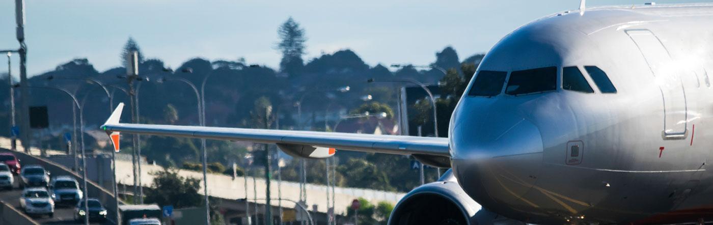 Australia - Liczba hoteli Lotnisko w Sydney