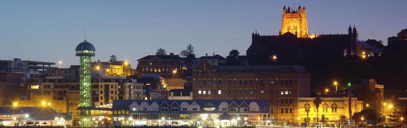Australia - Liczba hoteli Dzielnica Greater Western Sydney