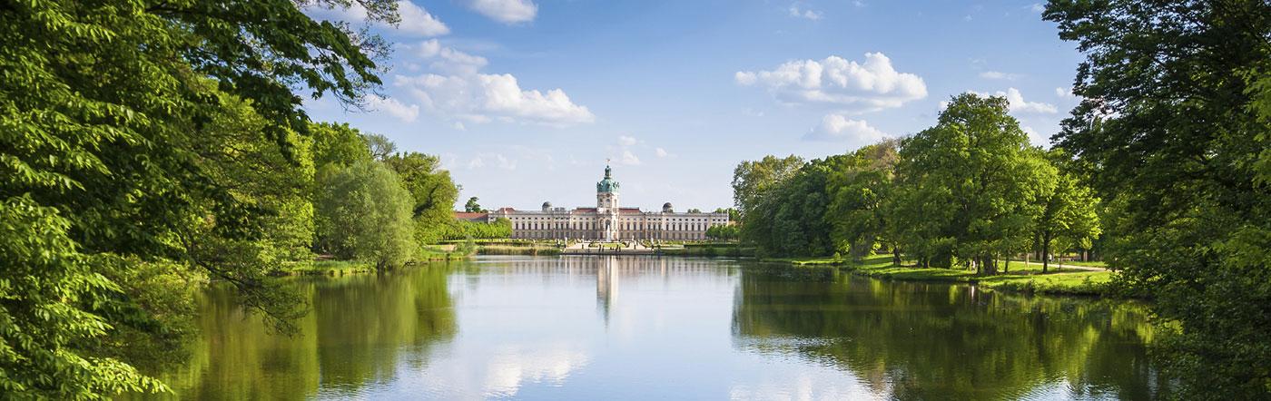เยอรมนี - โรงแรม ชาร์ลอตเทนบวร์ก-วิลมาสดอร์ฟ