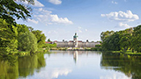 Niemcy - Liczba hoteli Charlottenburg-Wilmersdorf