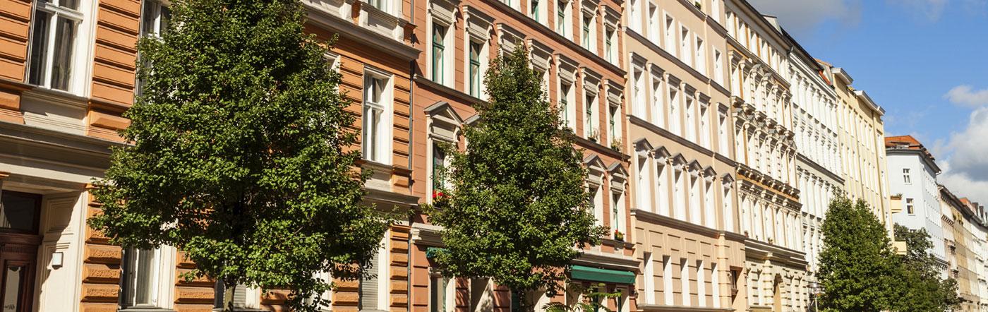 독일 - 호텔 노이쾰른