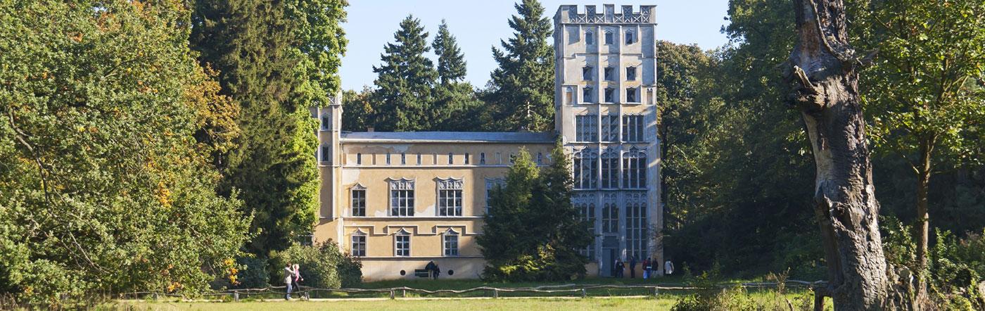 Alemanha - Hotéis Steglitz-Zehlendorf