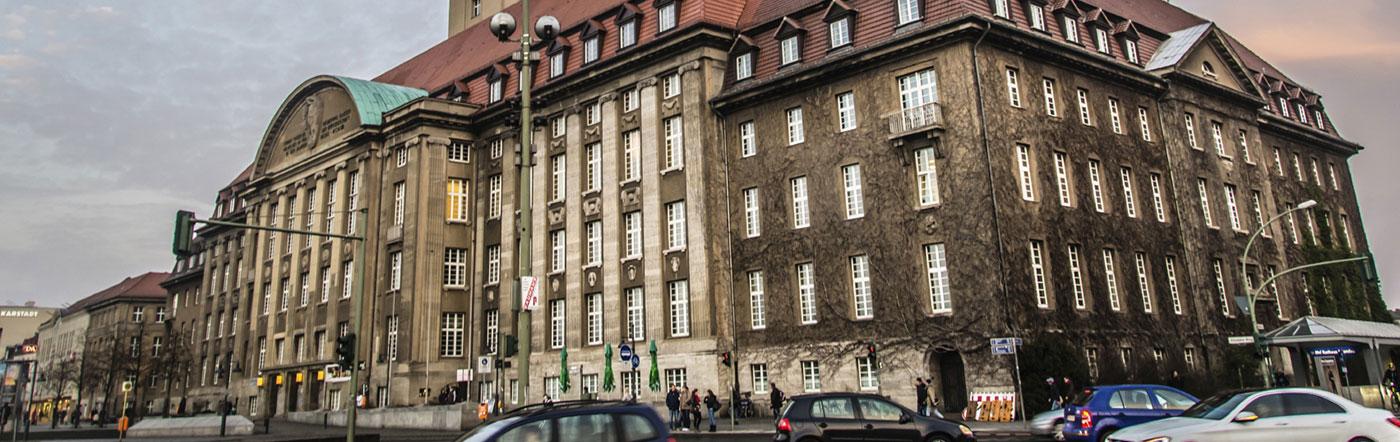 Allemagne - Hôtels Spandau