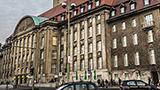 Niemcy - Liczba hoteli Spandau