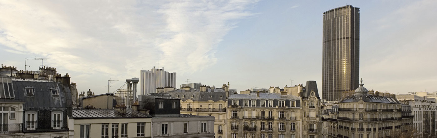 Frankrike - Hotell Sodra Paris (13e 14e och 15e)