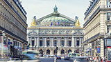 Frankrike - Hotell Centrala Paris (arrondissement 1 2 3 4 5 6 7 8 och 9)