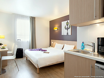 Destination - Aparthotel Adagio Access Paris la Villette
