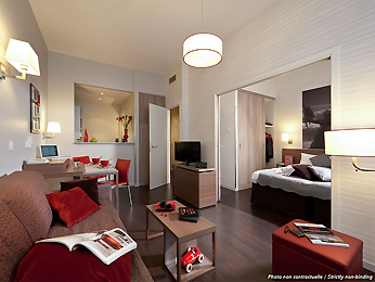 Destination - Aparthotel Adagio Paris Vincennes
