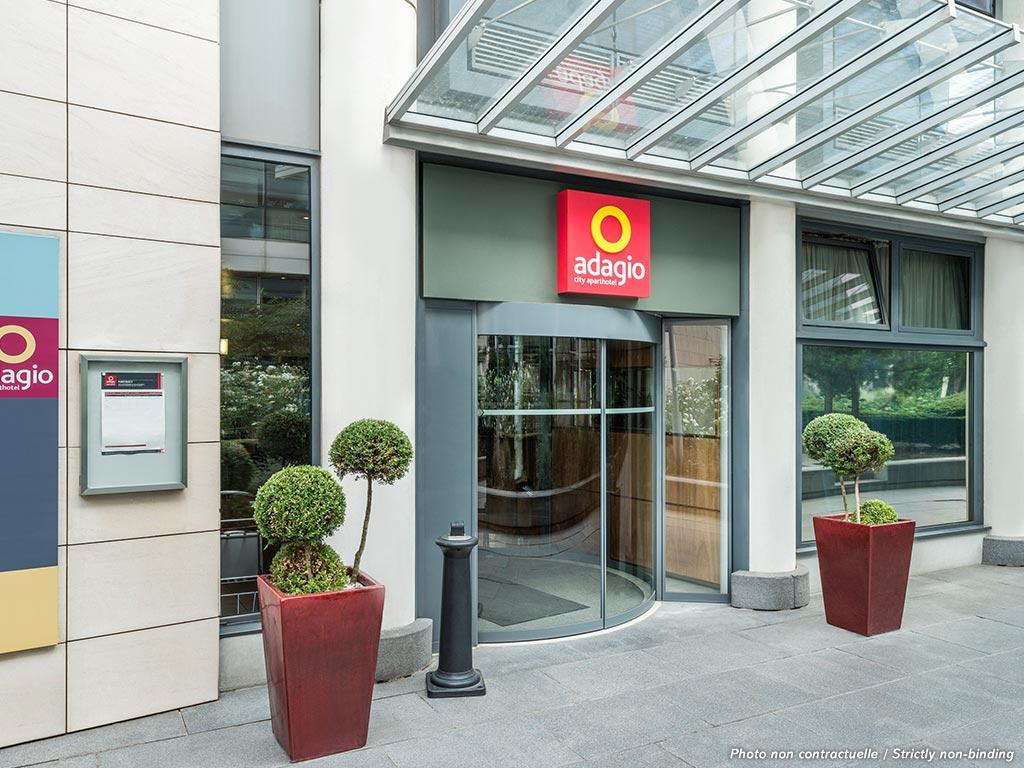 Hotell – Aparthotel Adagio Bremen (öppnar i mars2019)