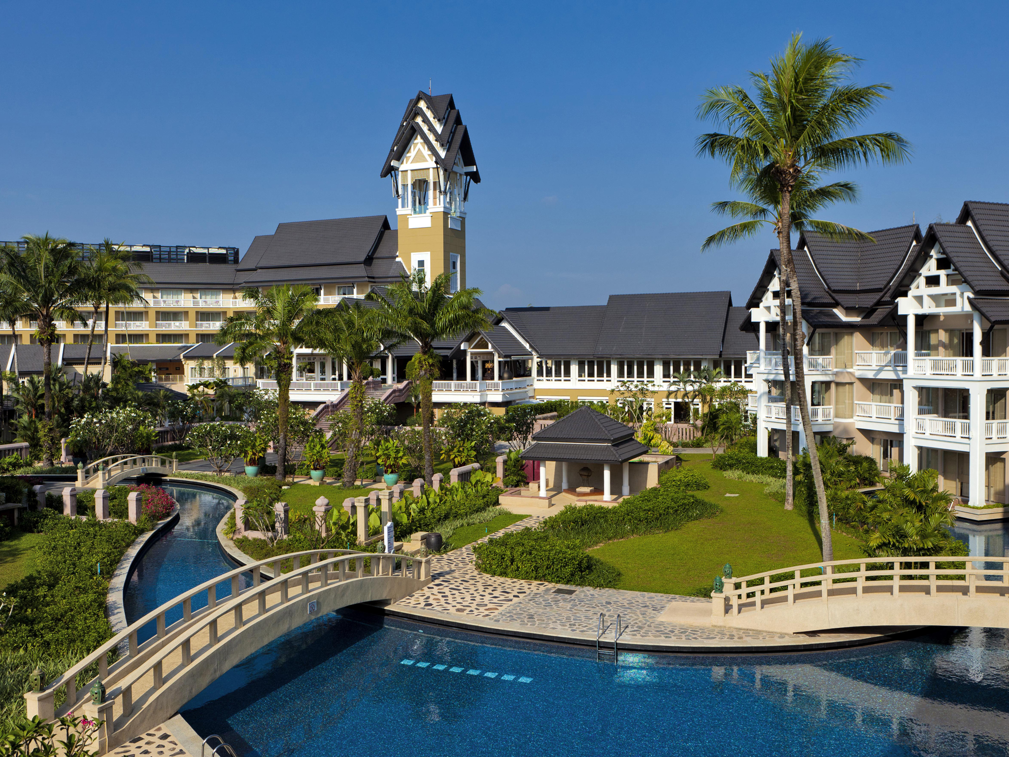 Otel – Angsana Zhuhai Phoenix Bay