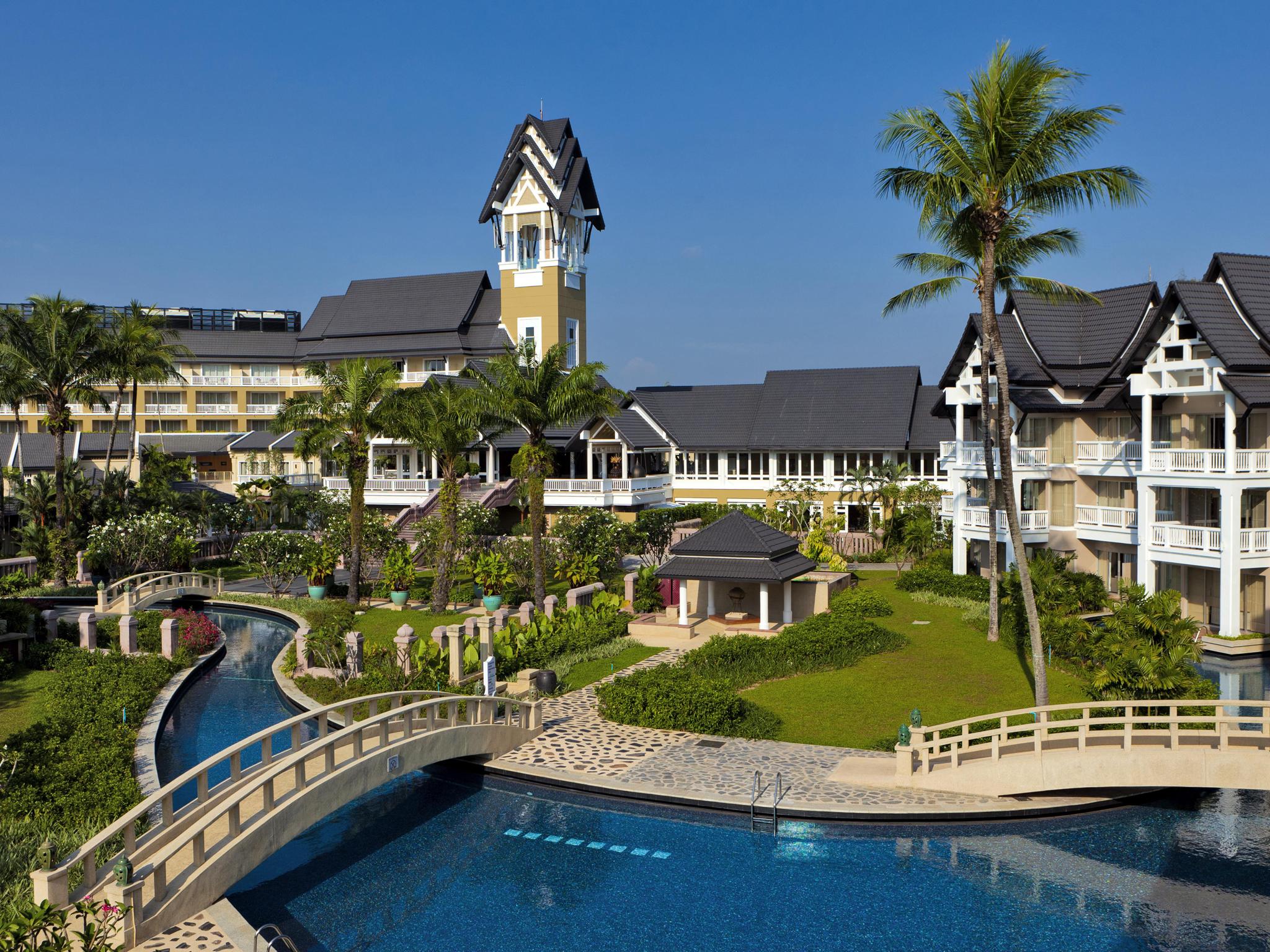 โรงแรม – Angsana Zhuhai Phoenix Bay