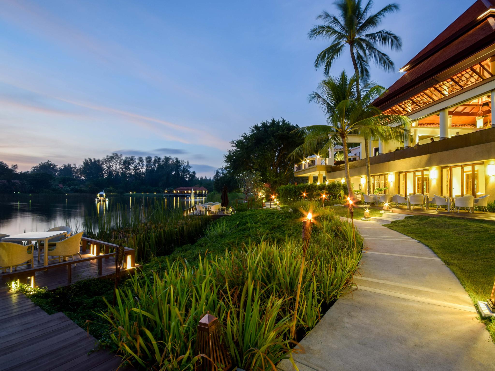 Hotel – Banyan Tree Tianjin Riverside